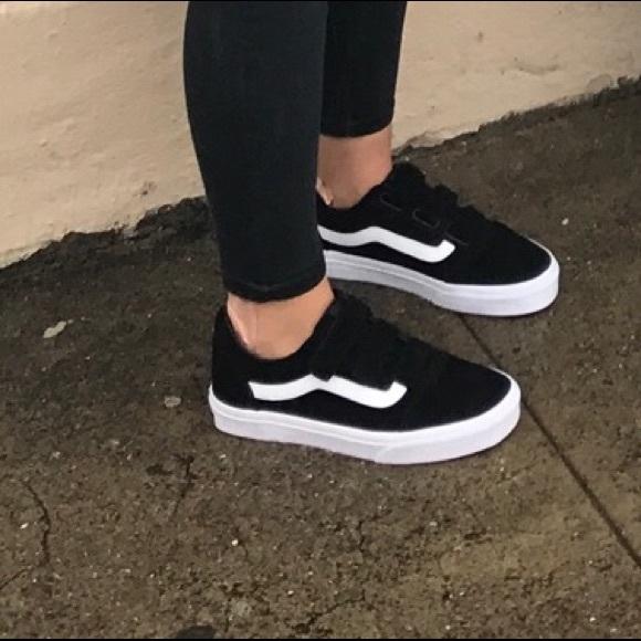 Vans Shoes | Velcro Vans | Poshmark